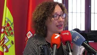 Alicia Morales presenta las mociones al pleno de 2 de abril
