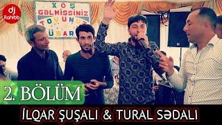 2. BÖLÜM - Qirgin Deyisme QIYAMADINLIDA -Tural Sedali & Ilqar Susali /2017