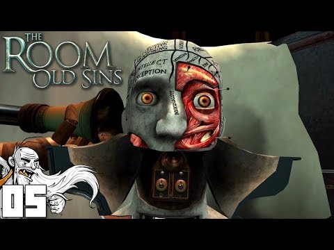 UNLOCKING THE MARITIME ROOM!!! - The Room Old Sins Full Game Walkthrough