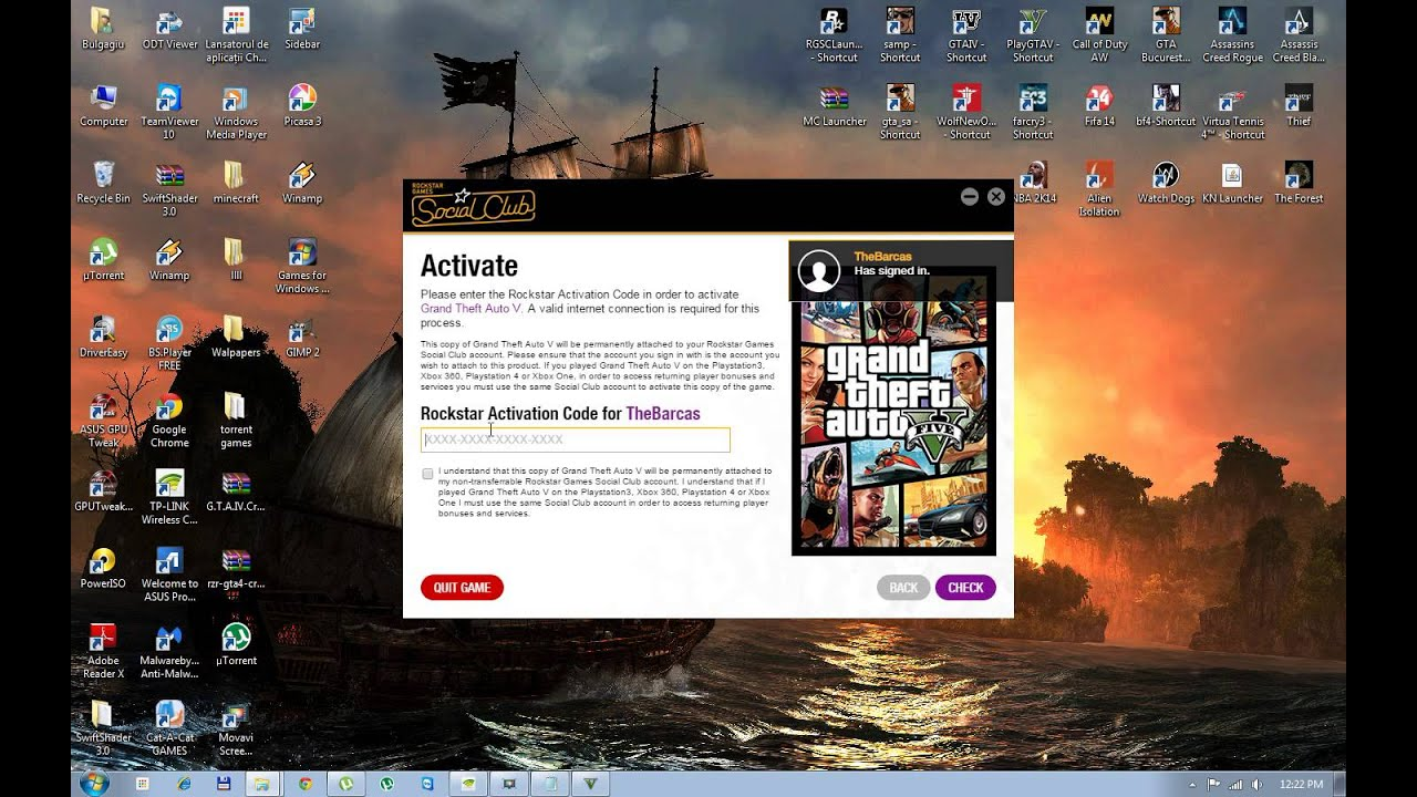 gta 5 activation