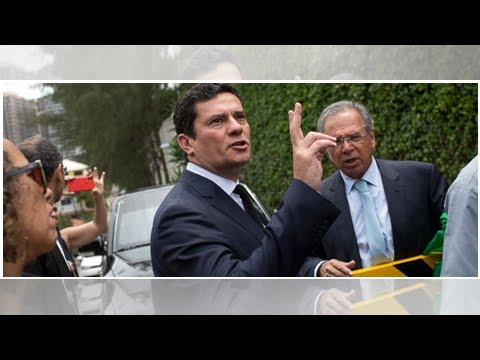 Big risks in Judge Moro becoming Brazil justice minister