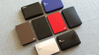 SUPER TOP 5 Best External Hard Drives HINDI