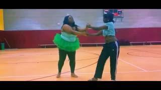 Mickey Minaj Dance