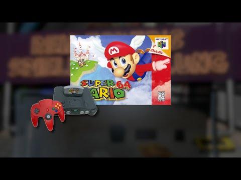 Gameplay : Super Mario 64 [Nintendo 64]