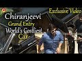 Chiranjeevi With World s Costliest Rolls Royce   Latest Celebrity Updates   NewsQube