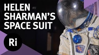 The Sokol Space Suit: Helen Sharman On Being In Space