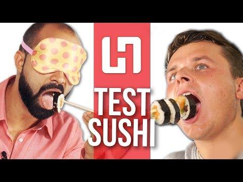 SUROWY Werdykt SUROWEJ Ryby || WIELKI TEST SUSHI