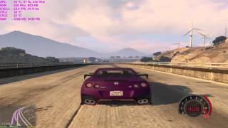 Grand Theft Auto V Intel Pentium G3250 3.20GHz Nvidia GT 240 1Gb GDDR5 4 Gb Ram