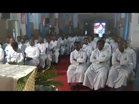 Rector Major Meeting with Perpetually Professed Salesians in Madurai LIVE