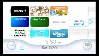 Repeat youtube video How To Install Wads On Your Wii