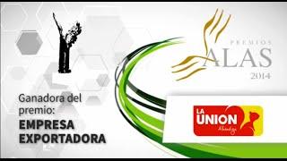 Alhóndiga La Unión - Ganadora del Premios Alas 2014 a Empresa Exportadora