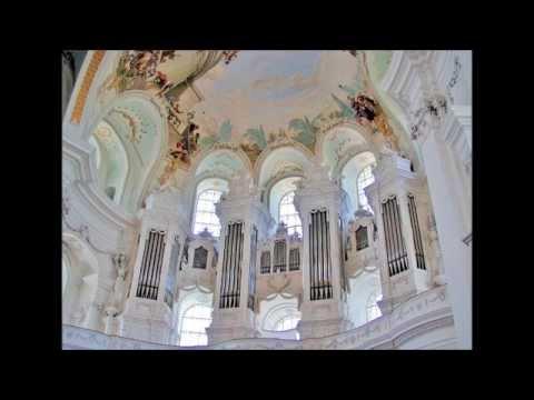 Johann Ludwig Krebs Complete Organ Works Vol.1, Beatrice-Maria Weinberger