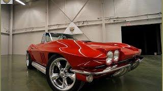 1966 Chevrolet  Corvette Resto-Mod | MVLleasing.com - Toronto