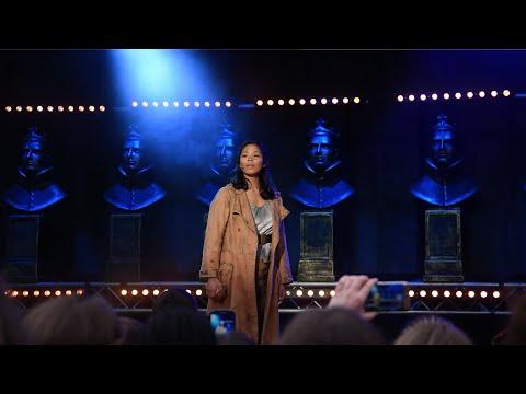 On My Own (HD) | Eva Noblezada @ Olivier Awards 2016 | 3 April | Les Mis