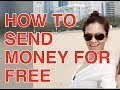 HOW TO SEND MONEY FOR FREE ANYWHERE WITH DBS BANK