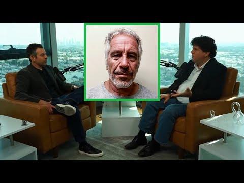 Sam Harris And Eric Weinstein On Jeffrey Epstein