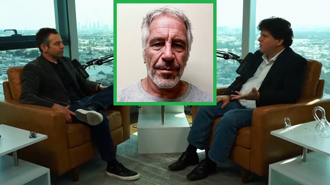 Sam Harris and Eric Weinstein on Jeffrey Epstein