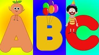 phonétique chanson | Apprendre l'alphabet en français | French Phonics Song | Kids Tv Française