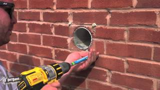 NJ Dryer Vent Cleaning - Dryer Wall Vent Installation