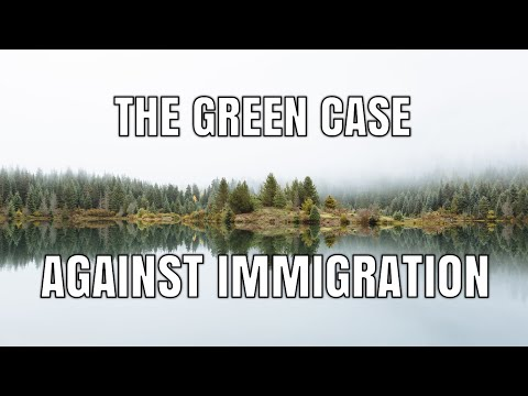 The Environmental Case Against Immigration