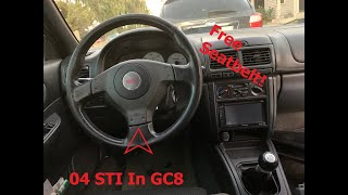 Subaru Gc8 Interior Mods