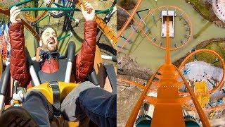 Yukon Striker Multi Angle Front Seat POV, Rider Cam, & Off Ride Shots! Canada's Wonderland 2019