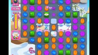 Candy Crush Saga Level 1632 No Boosters