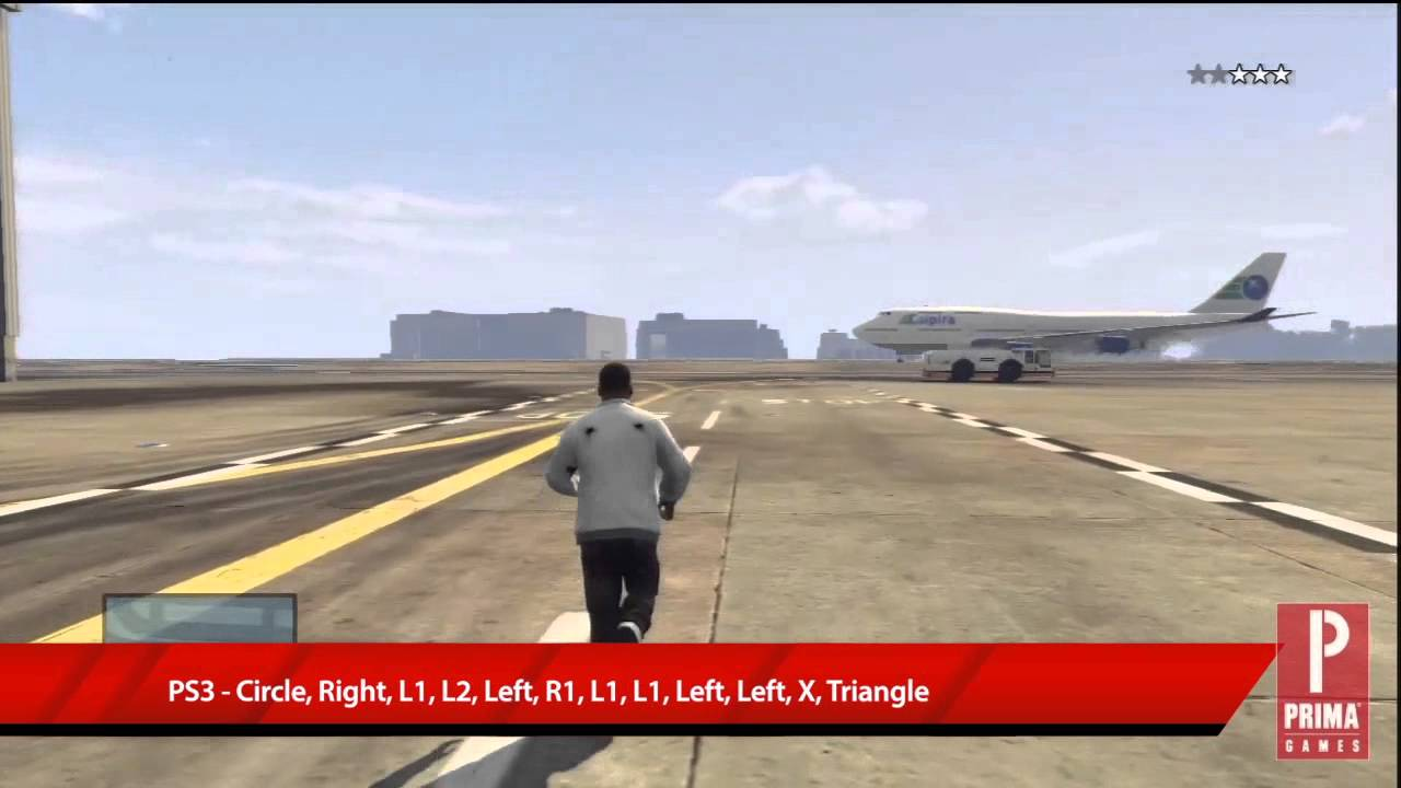 Gallery For > Gta 5 Stunt Plane