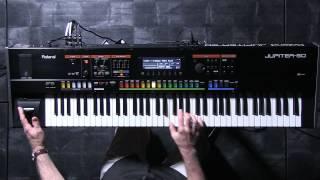 Roland JUPITER-50 Sound Examples — Patch 1792: