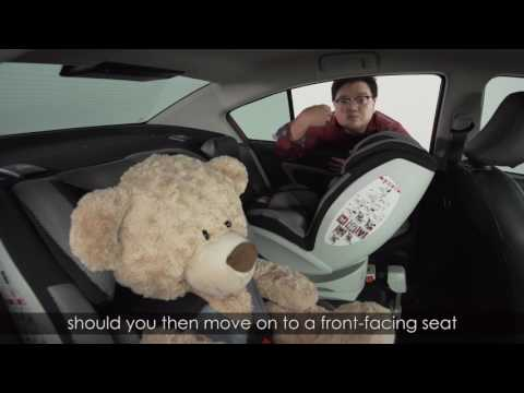 Choosing The Right Child Safety Seat, And How To Install It Properly - Driven By Proton