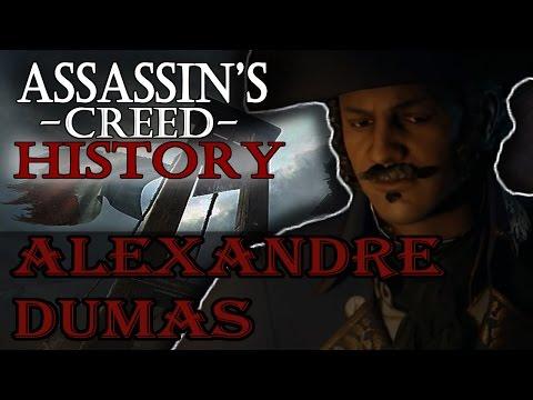"""""""Thomas-Alexandre Dumas"""" - Assassin's Creed: Real History"""