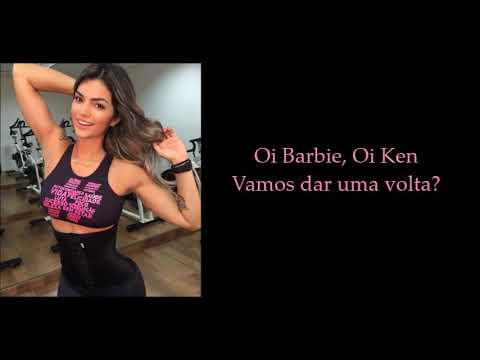 Kelly Key - Sou A Barbie Girl (LETRA)