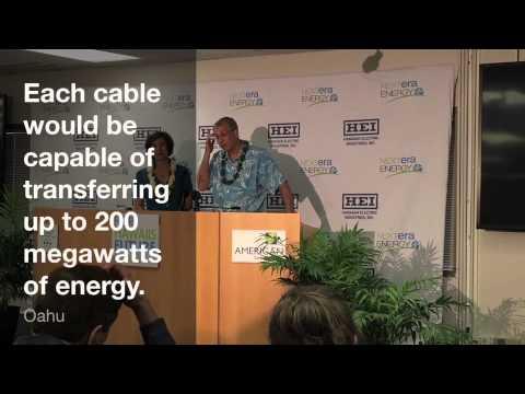NextEra Energy Buys HEI