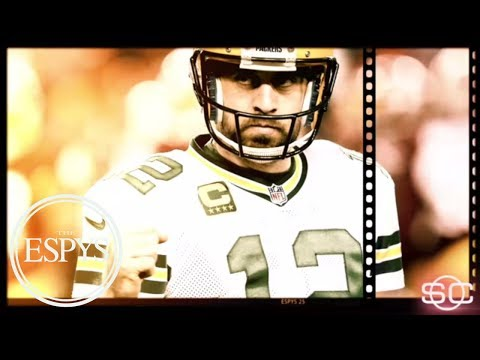Aaron Rodgers Is Already An All-Time Great | The ESPYS | ESPN