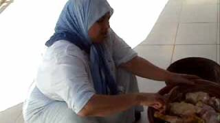 Moroccan cooking show recipe Chicken Tagine Tajin Morocco