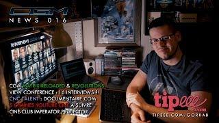 CGM - News 016 (CGM Matrix, VIEW, CNC Talent + 5 chaînes à découvrir !)