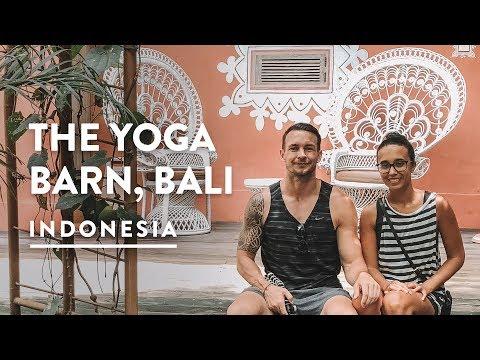 YOGA BARN UBUD - THE BEST UBUD RETREAT & YOGA CENTER | Bali, Indonesia Travel Vlog 136, 2018