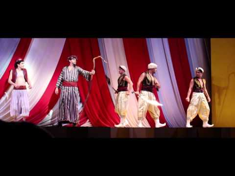 Disney's Aladdin - A Musical Spectacular - FULL SHOW - Final Weekend 2016