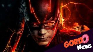 The flash - Multiverso e imagem de Jay Garrick - Segunda Temporada