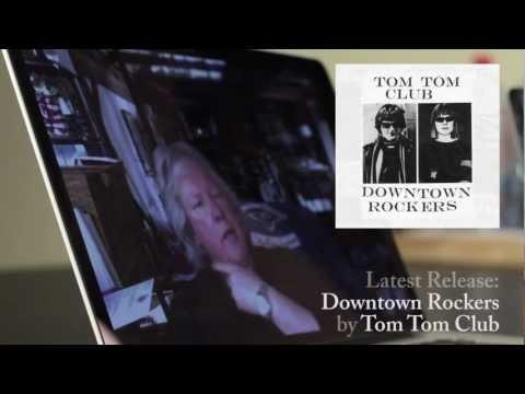 CHRIS FRANTZ (Talking Heads/Tom Tom Club) Conversation on 'Caroline-up' Mp3
