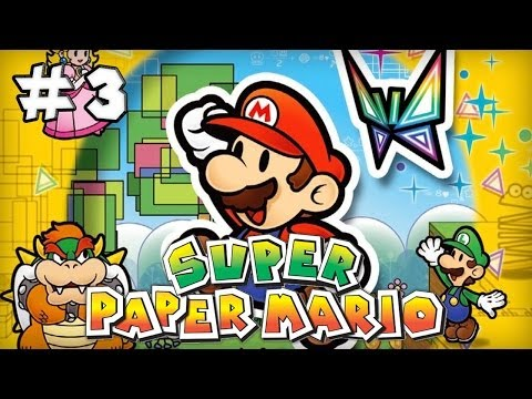 Paper mario la porte mill naire let 39 s play episode - Video paper mario la porte millenaire ...