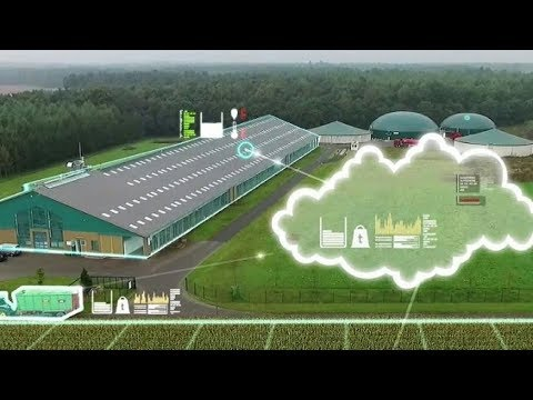 Agriculture Solutions - Digitalize Your Business Today - ZF Services
