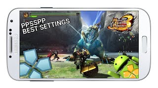 ppsspp 1 1 1 0 monster hunter portable 3d best settings app android ios