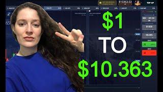 1 $ a $ 10 363   Mejor estrategia de opciones binarias 2021
