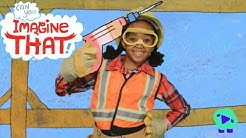 I Want To Be A Construction Worker - Kids Dream Job - Can You Imagine That?