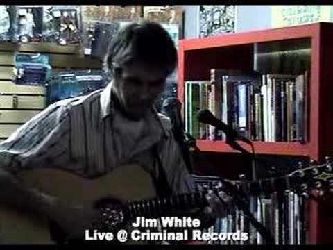 Jim White - live @ Criminal Records