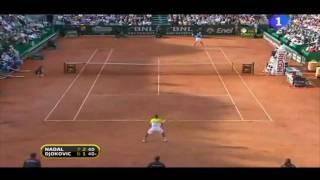 Novak Djokovic - Incredible Rallies HD (BEST POINTS)