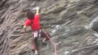 Climber Katsui 勝井クライミングスクール http://katsuijyuku.blog122...