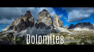 Explore The Dolomites by Drone