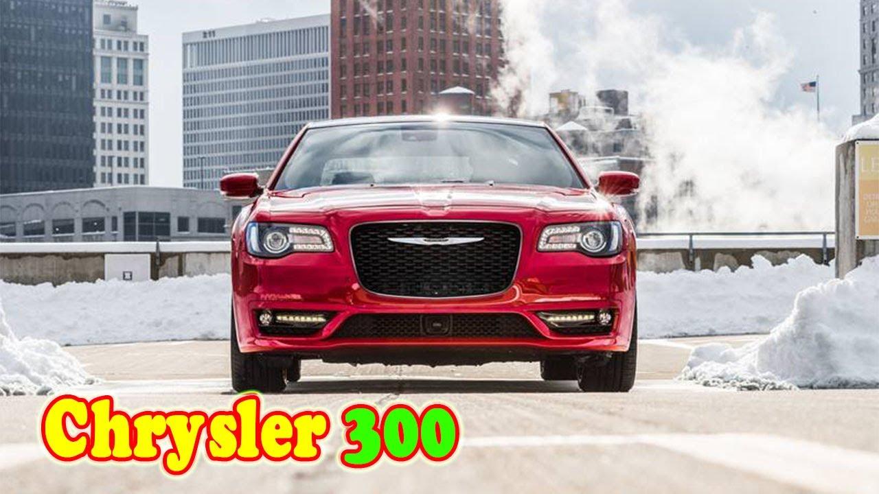 2021 Chrysler 300 Srt8 Ratings